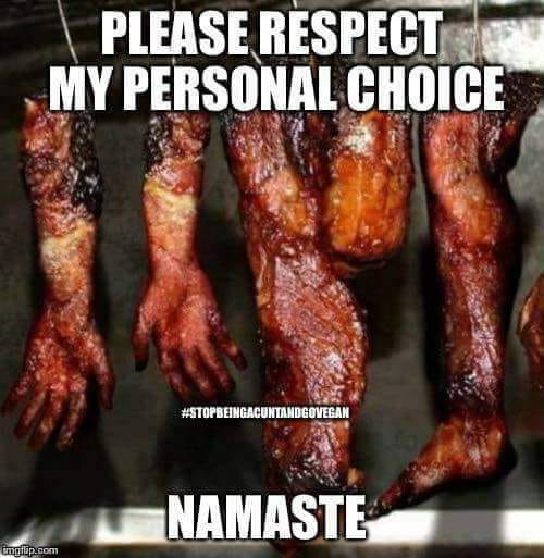 respect my personal choice